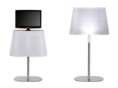 Blogdéco.Ch» Blog Archive Lampe Tv-Flash…